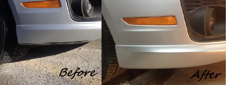 Bumper Scuffs by Troy - OnSite New Brunswick