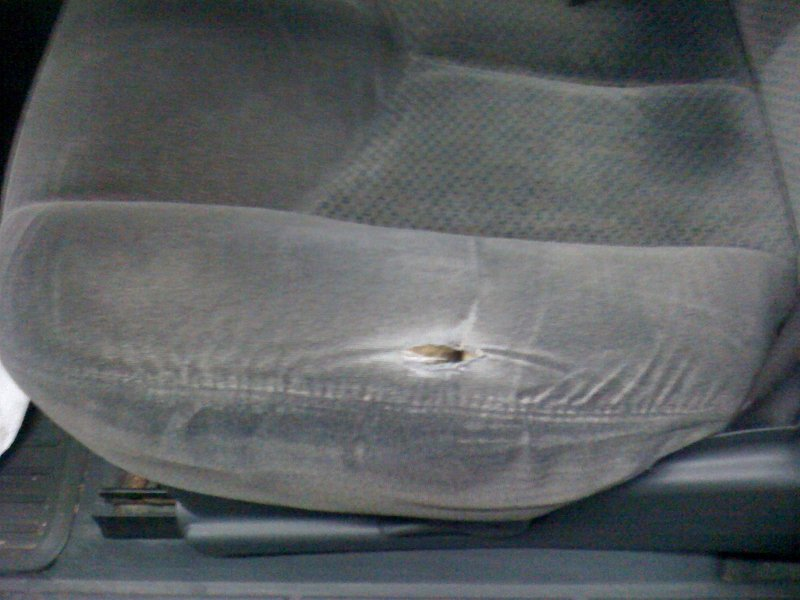 Repairs to Torn Fabrics